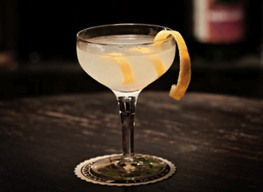 9th & 9th Cocktail