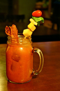 Maple Bacon Bloody