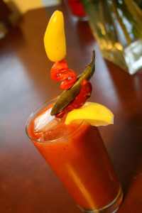 Peppered Bloody